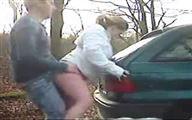 Video porno fille grasse baisée en extérieur